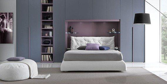 come arredare camera letto moderna