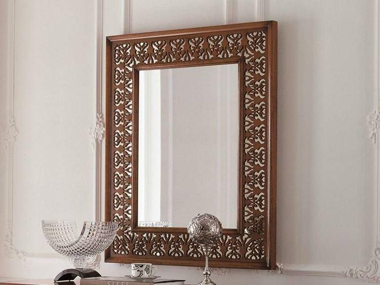 I modelli per gli specchi della camere da letto soluzioni di casa - Specchi particolari per camera da letto ...
