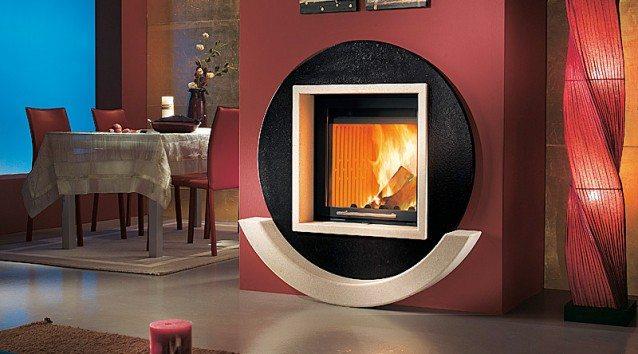Stufe a pellet il miglior sistema di riscaldamento soluzioni di casa - Stufe a pellet design ...